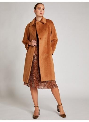 Vekem-Limited Edition Palto Camel